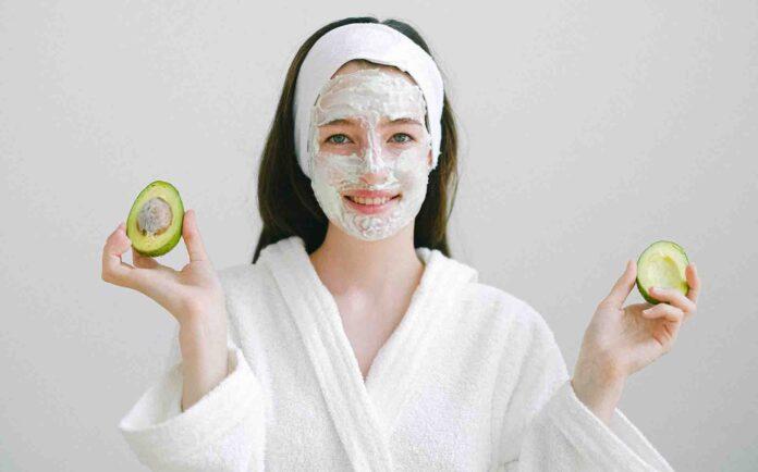 Masques naturels pour visage